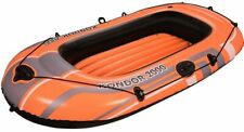 New listing Bestway H2O Go 6 ft. 5 in. x 45 in. Kondor 2000 Inflatable Boat Raft Lake Float