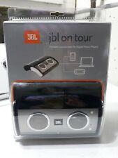 Jbl On Tour Portable Loadspeaker For Digital Music Players New In Plastic