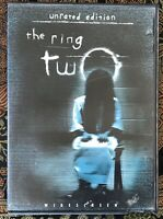 2003 The Ring Two DVD Unrated Edition Widescreen
