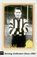 2012 Select AFL Eternity Hall Of Fame Card HOF192 Murray Weideman (Collingwood)