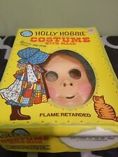 Vintage Child's Ben Cooper Costume~Holly Hobbie~American Greetings~Sz. Small 4-6