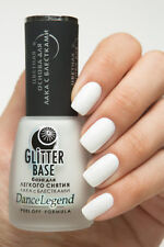 DANCE LEGEND Glitter Base Peel Off Collection Nail Polish Choose Yours !