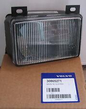 Volvo S40 V40 Front Fog Spot Light Lamp Lens NSF Left Nearside 95-2000 30865271