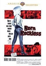 BORN RECKLESS - (B&W) (1958 Mamie Van Doren) Region Free DVD - Sealed