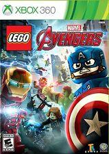 LEGO Marvel's Avengers - Xbox 360 NEW