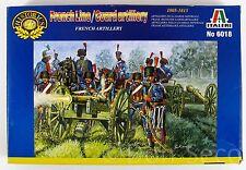 Italeri 6018 Bausatz French Line / Guard artillery 1805-1815 1:72 NEU OVP