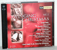 CD swinging Christmas vol.2 - Glenn Miller, Nat King Cole et bien d'autres (2cd)