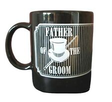 Wedding Favor Coffee Mug for Father of the Groom - Great Gift!