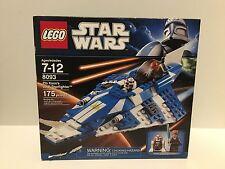 Lego 8093 Star Wars Plo Koons Jedi Starfighter Set NEW in Box Sealed