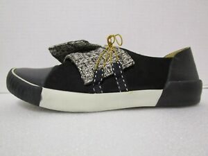 NEW - CIAO MAO - LEATHER CONVERTIBLE ORIGAMI SHOE / SNEAKER - ART TO WEAR SIZE 7