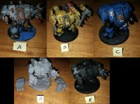 Warhammer 40k Space Marines Dreadnought