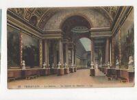 Versailles Le Chateau Galerie des Batailles Vintage LL Postcard France 274a