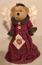 """Boyds Bear Best Dressed Collection """"Merry Beth Angel Wish� Tree Topper"""