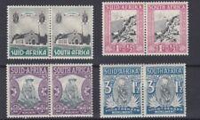 SOUTH AFRICA  1933 - 36      S G  50    VOORTREKKER SET    MH