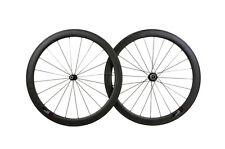 Sapim CX-RAY conjunto de ruedas de carbono tubular 700C Bicicleta de carretera 50mm UD Matt Llantas de 25mm de ancho
