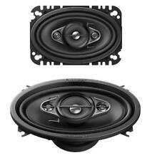 """Pioneer TS-A4670F 4"""" X 6"""" 4-Way coaxial de coche Audio Altavoces - 30w RMS"""
