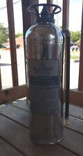 Old Vtg Allenco Water Underwriters Laboratories Hand Fire Extinguisher