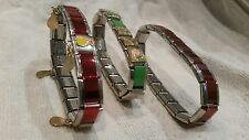 3 Pugster Stretch Bracelets