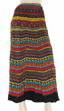 Unbranded Rayon Machine Washable Maxi Skirts for Women