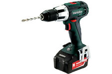 METABO 602103520  SB 18 LT 5.2 AH Cordless Hammerdrill Kit