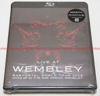 New LIVE AT WEMBLEY BABYMETAL WORLD TOUR 2016 kicks off at THE SSE ARENA Blu-ray