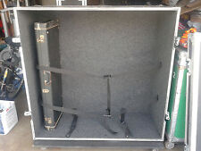 Guitar Touring Case On Wheels, From The Scott Stapp Tour (Singer Of Creed)