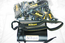 Genuine Nikon NEW Digital SLR Neck Strap D40 D40X D60  D3300 D5200 .. UK Seller