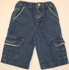Baby-Hosen & -Shorts für Jungen mit Zeichentrick/Spaßmotiv aus 100% Baumwolle