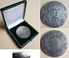 Médaille en ARGENT massif Santucci 1978 silver medal