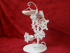 Yankee Candle Winter Glimmer Glittering Snowflakes Wax Melts/Tart Warmer NIB