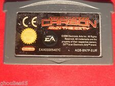 NEED FOR SPEED CARBON GAME BOY ADVANCE NEED FOR SPEED CARBON OWN TTHE CITY GBA