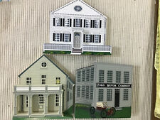 Shelia's Collectibles-4 Pieces In Inventor Series, Ford,Webster,Edison,Wrigh t Br