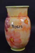 Beautiful Small Roses Flower Vase Multicoloured