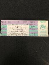 Elton John MGM Grand Garden Vintage Concert Ticket 9/10/1994