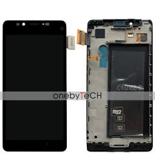 """5.2"""" Microsoft Lumia 950 OEM New AMOLED Touch Display LCD Screen Assembly+Frame"""