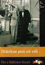 The Reluctant Grandfather / Dedeckem proti sve vuli 1939 Czech Comedy DVD