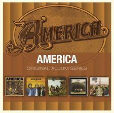 America - Serie Álbum Original: America / Hat Trick / Hearts / H NUEVO CD