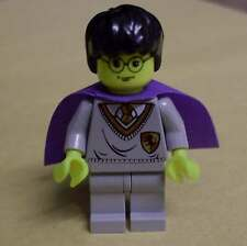 Lego Harry Potter Figur mit lila purple Umhang Figuren Zauberer Minifigs Neu