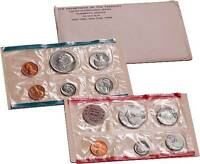 1972 P & D United States Mint Uncirculated Coin Set