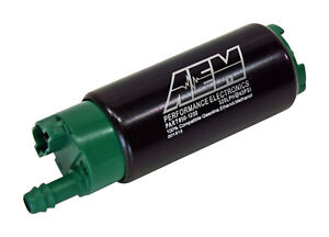 AEM E85 High Flow In-Tank 340 LPH Fuel Pump Honda Civic Acura Integra 50-1200