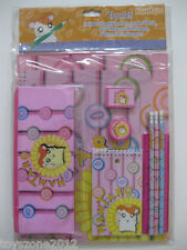 Hamtaro 11 pc Value Pack Stationery Set Factory Sealed