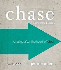 Chase a DVD-Based Study.: Chasing After the Heart of God by Jennie Allen...