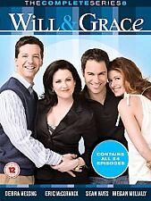 Will And Grace - Season 8 (DVD, 2006, 6-Disc Set, Box Set)