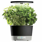 AeroGarden Harvest with Gourmet Herb Seed Pod Kit -Black. picture