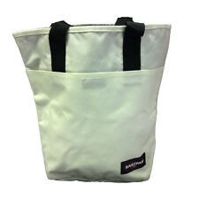 EASTPAK borsa shopper MOONLIGHT 16 litri bianco impermeabilizzata in cordura