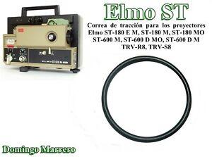 Correa Proyector Super 8 - Elmo ST - Drive Belt