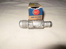 NOS AC PCV Valve 1961 - 1963 Ford 221 260 289 ci V8 Engine CV456C C4TE-6A666-F