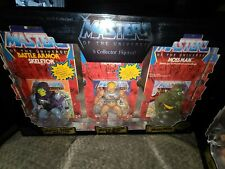 Masters of the Universe Commemorative series II 5 Collectible Figures Moss Man