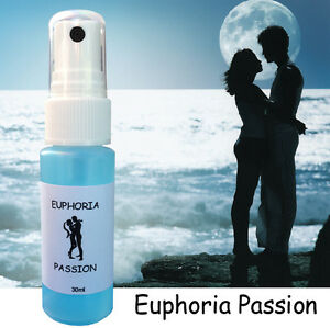 Find a girlfriend fast! with Euphoria Passion 30ml strong Pheromone Aftershave