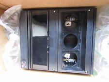 ABB Kombi Nero montaggio su guida DIN Backbox, valutato a 16-32 A Vuoto - 1005L1 9144711